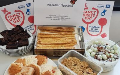 Happy Birthday National Health Service from Aclardian.