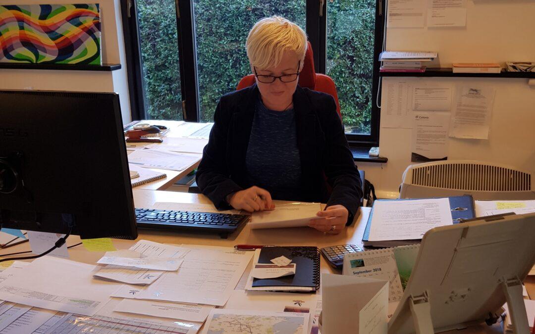 Aclardian – Staff Profile – Claire Bates CEO of Aclardian Ltd.