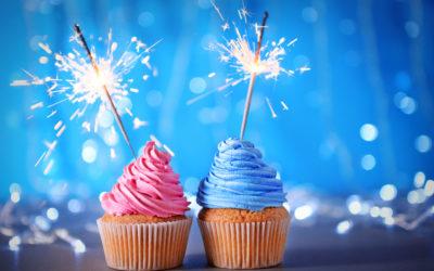 Happy Birthday Aclardian Website.